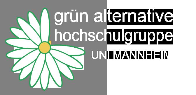 Gahg – Grün alternative Hochschulgruppe der Uni Mannheim